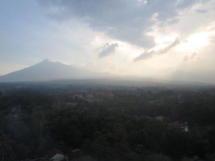 view at sraten salatiga indonesia