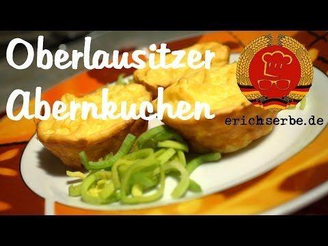 Oberlausitzer Abernkuchen (von: erichserbe.de) - Essen in der DDR: Koch- und Backrezepte für ostdeutsche Gerichte | Erichs kulinarisches Erbe