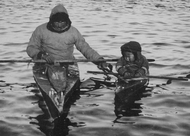 Inuit Kayak Paddle Plans - WoodWorking Projects & Plans