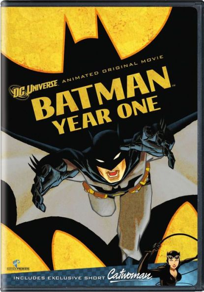 Batman: Year One [Latino]