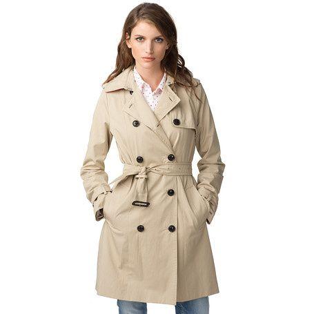 new classic trench coat tommy hilfiger pour femme prix. Black Bedroom Furniture Sets. Home Design Ideas