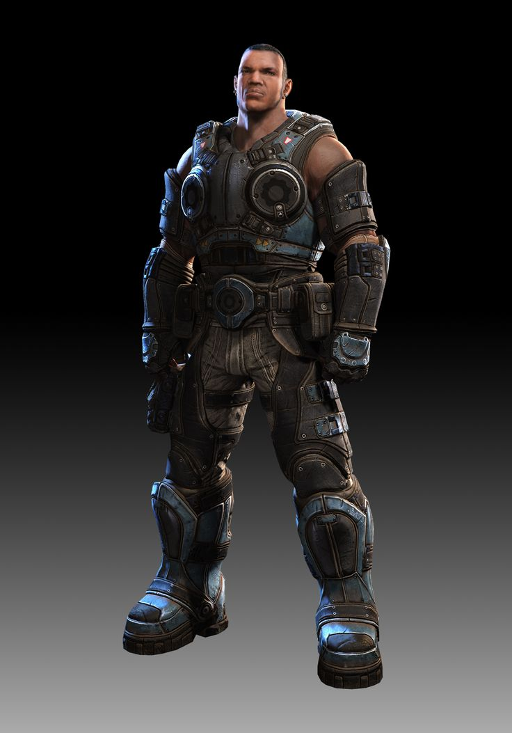 Gears of War: Judgment - Augustus Cole