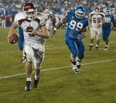 Image result for arkansas beats ole miss in seven overtimes