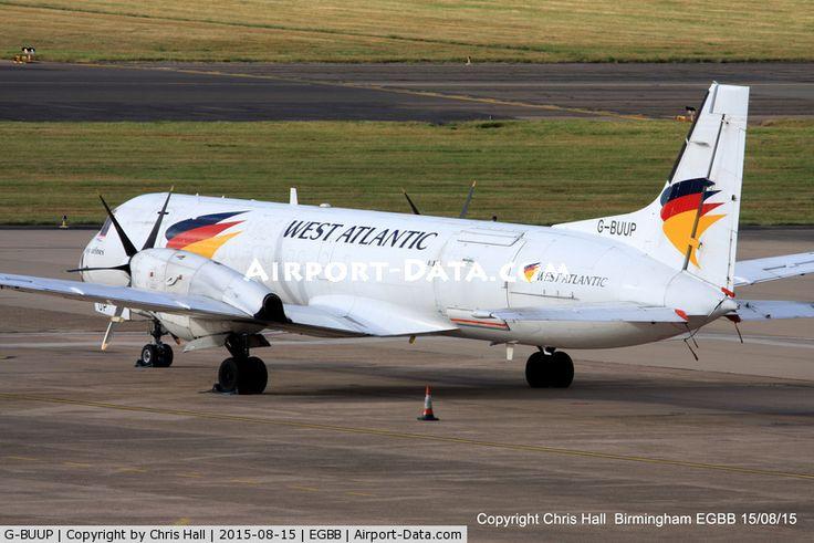G-BUUP, 1988 British Aerospace ATP C/N 2008, West Atlantic - by Chris Hall