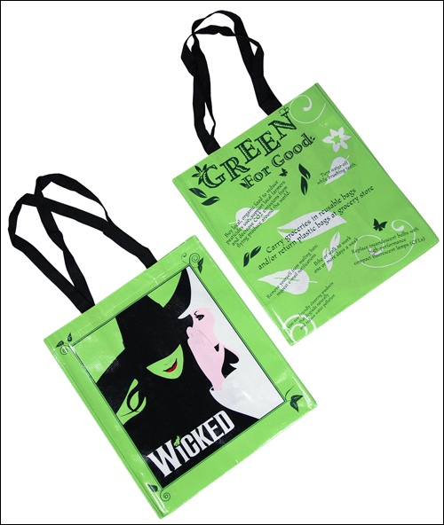 Wicked Musical Tote Bag 54