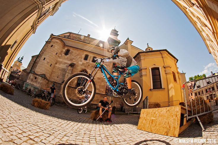 Bike Town Przemyśl to największa impreza rowerowa w Polsce. #rower #kółka #impreza #Przemyśl #Podkarpacie/ #bike #Poland #festival