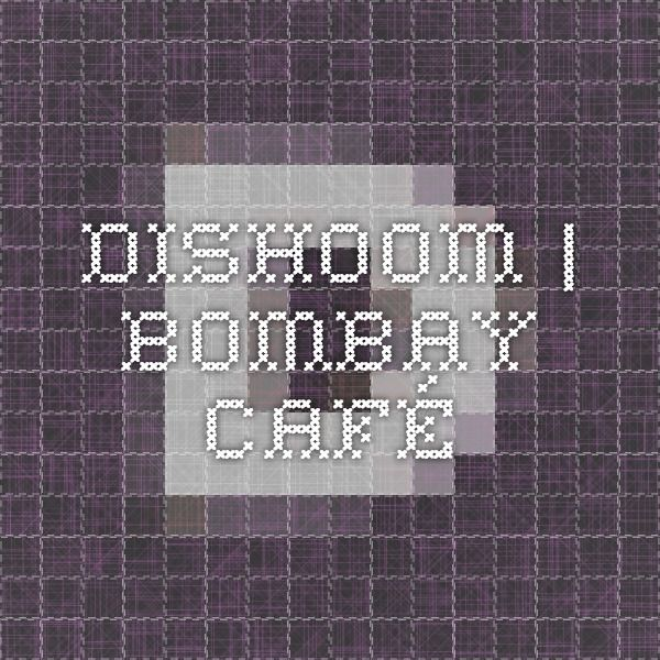Dishoom   Bombay Café