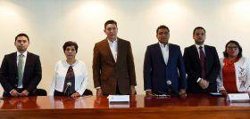 Legislatura de Oaxaca refrenda su compromiso con la legalidad