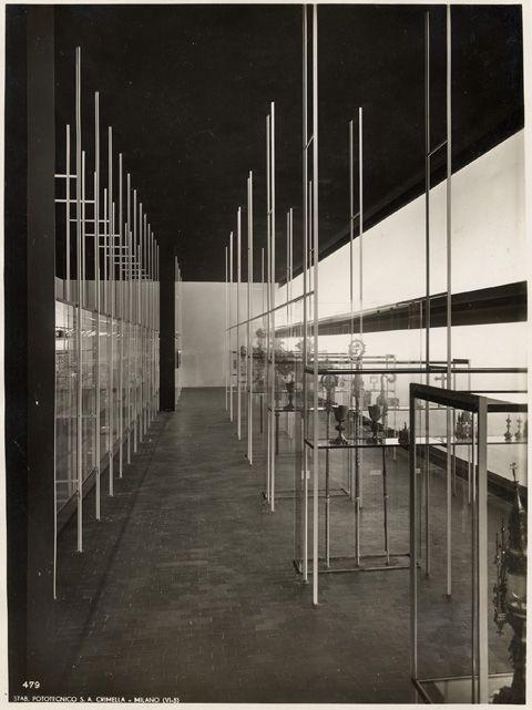 Milano Triennale VI 1936, Franco Albini