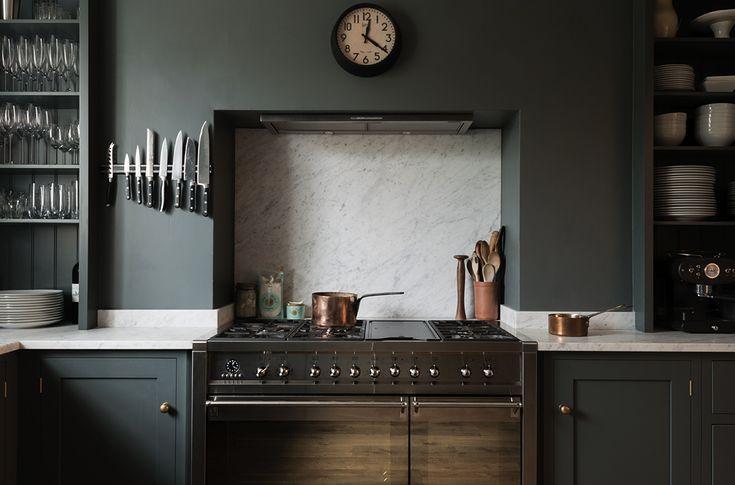 17 bästa bilder om Kök på Pinterest  Grå, Skåp och Moderna kök