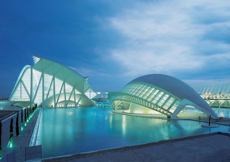 Valencia - Spain City of Arts and Sciences