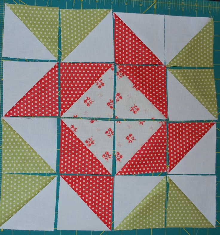 Sisters and Quilters}: APPLE PIE IN THE SKY QUILT ALONG BLOCK 2