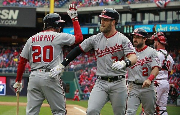 Washington Nationals strikeout 17 times in 7-6 win against Philadelphia Phillies