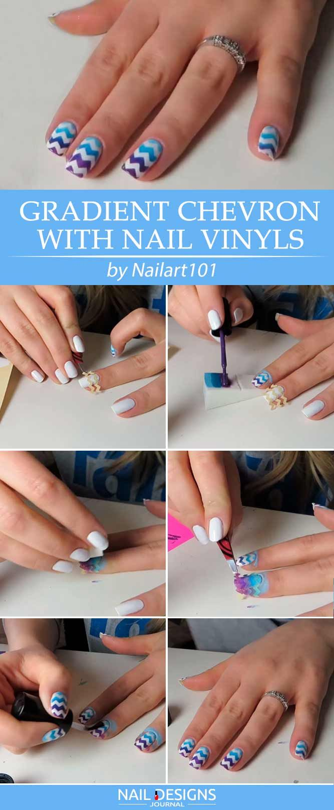 Best 25 different nail designs ideas on pinterest new nail art 8 easy tutorials different nail designs step by step prinsesfo Gallery