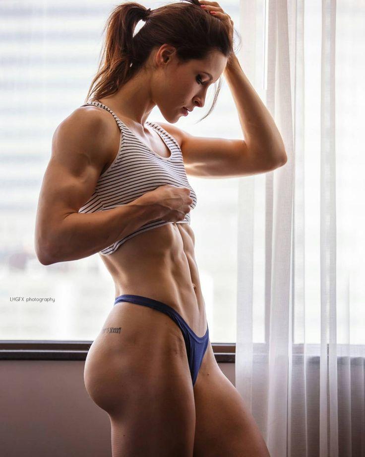 "fitandcit: ""Hayley Hirshland - Most Popular Fitness Models on http://ift.tt/1TMXYwo """