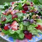 Strawberry salad -