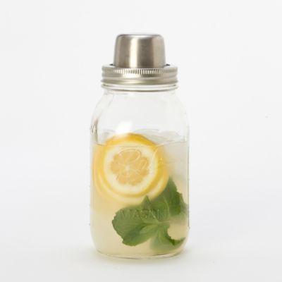 Terrain Mason Jar Cocktail Shaker #shopterrain