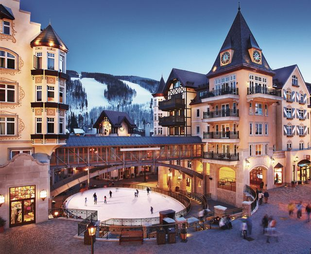 Arrabelle Luxury Resort - Vail. Would love to go here. This is where Lindsey Vonn lives!