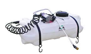 Masters ATV 15 Gallon Boomless Sprayer w/Straps