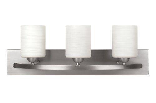 Bathroom Light Bulbs 4 Pin Canarm Ltd Ivl370a03bpt Hton 3 Bulb Vanity Light