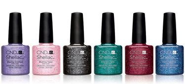 CND Shellac Starstruck Holiday 2016 Collection (Choose Color)