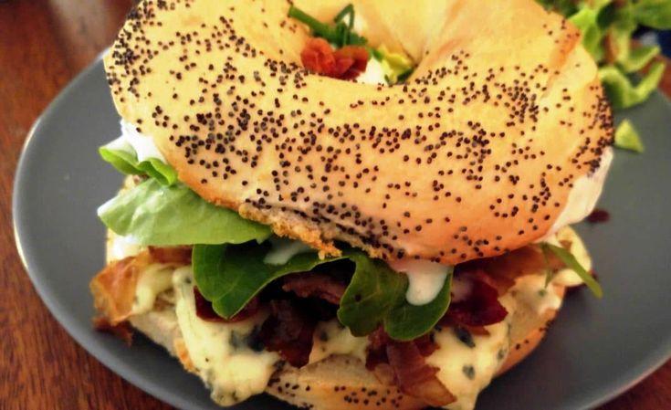 happycurio ou manger bon bagel lyon betty's bar rue mourguet