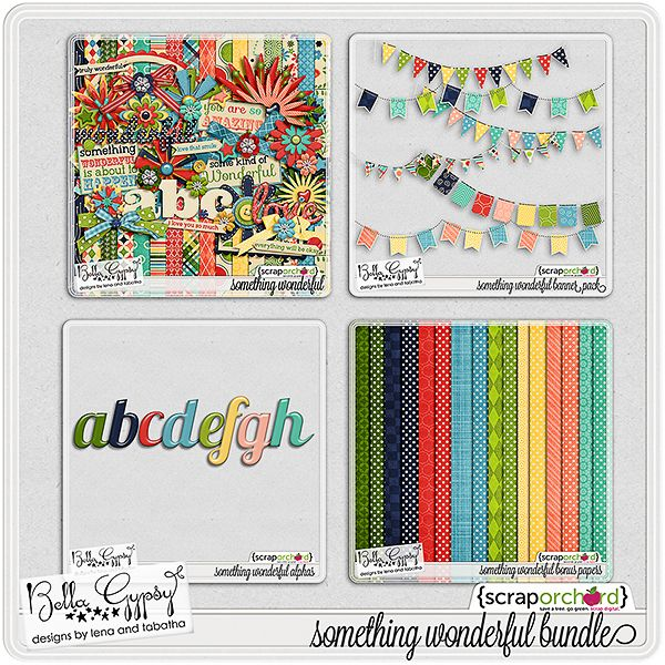 Something Wonderful Bundle by Bella Gypsy Designs