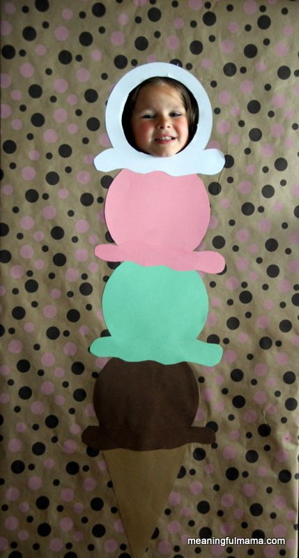 Day #185 - Ice Cream Party Printables and Inexpensive Party Planning Ideas - Meaningfulmama.com