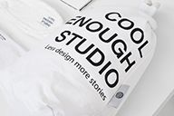 THE BAG Design by COOL ENOUGH STUDIO