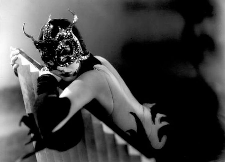 """antipahtico: """"Kay Johnson ~ Madame Satan (1930) """""""