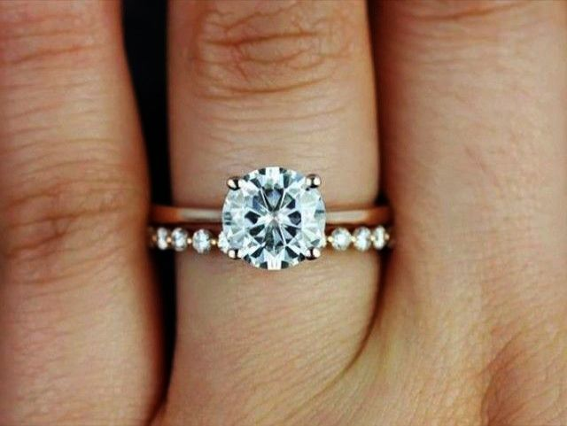 Beautiful Engagement Rings Pictures Vintage Brooklyn