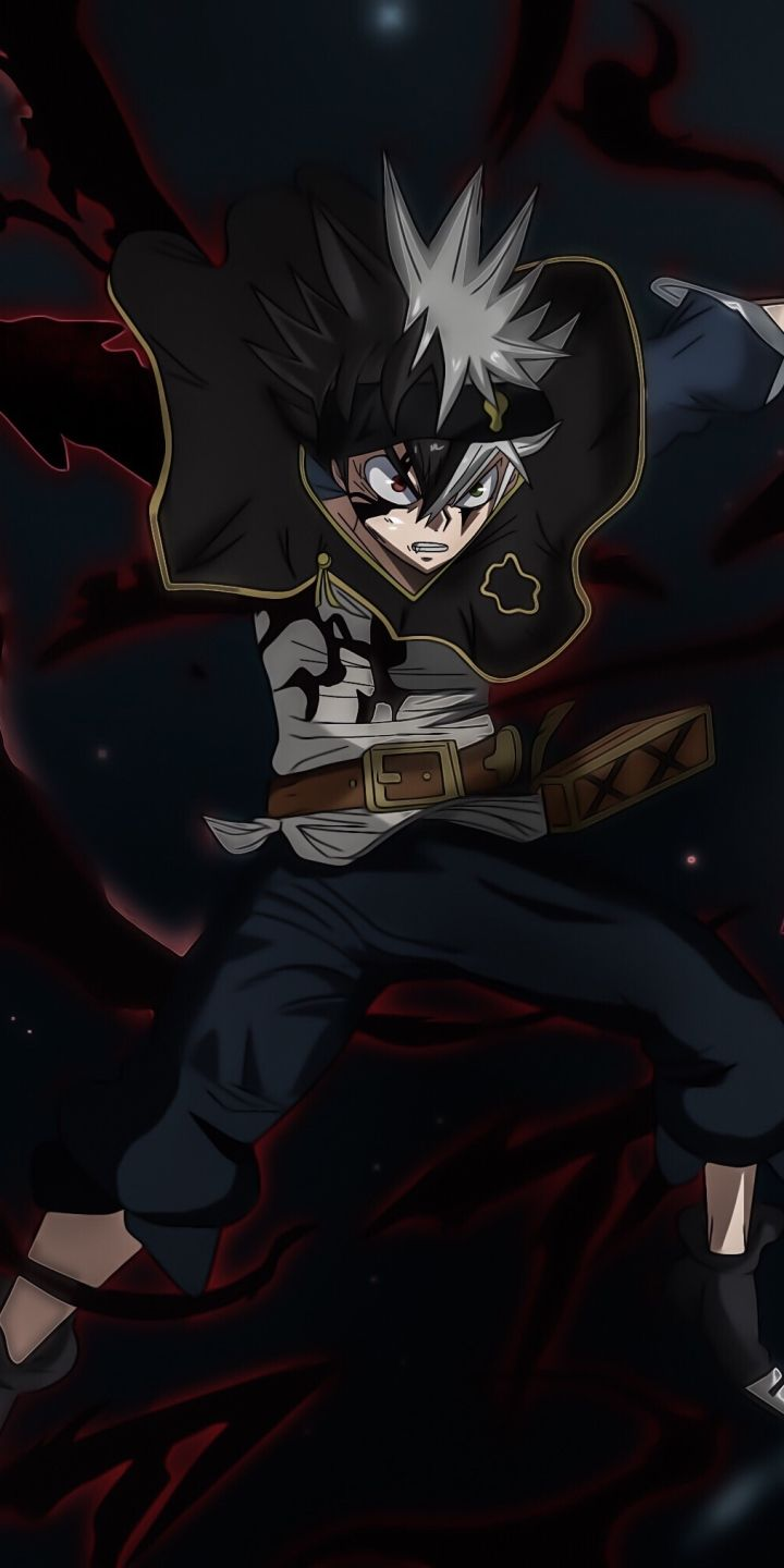 Download This Wallpaper Anime Black Clover 720x1440 For All Your Phones And Tablets In 2020 Black Clover Anime Black Clover Manga Anime