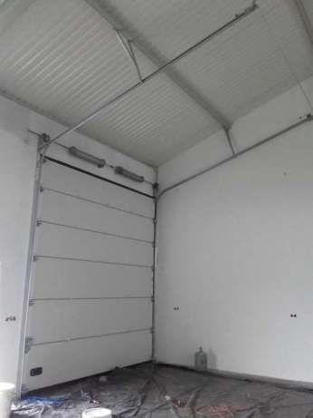 Brama garażowa przemysłowa Normstahl Krispol 4x4m postaw na jakość Ostrowiec Świętokrzyski - image 1