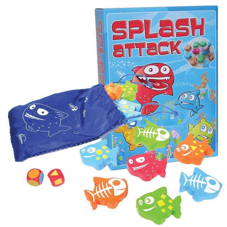 Splash Attack™