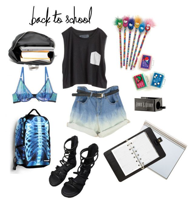 """""""Back to School"""" by elif-eylul on Polyvore"""