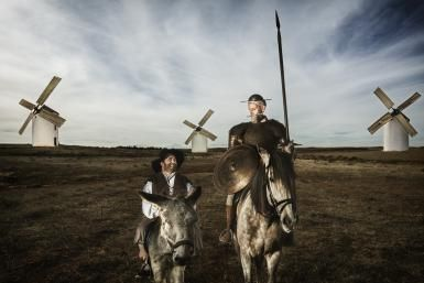 Breve resumen de Don Quijote: Don Quijote y Sancho Panza