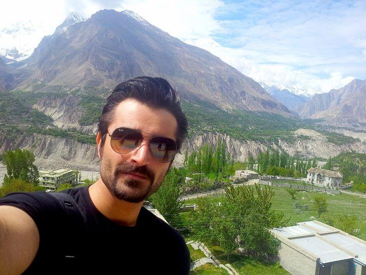 Hamza ali abbasi. . Pakistani Actor
