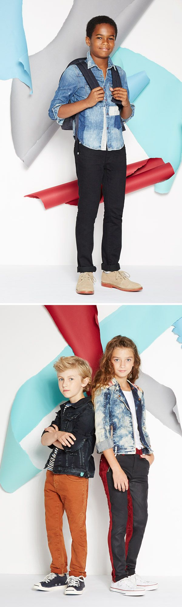 School the other kids with fabulous back-to-school style.