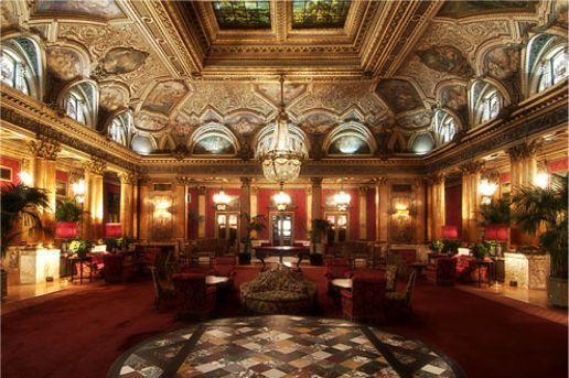 Grand Hotel Plaza in Rome