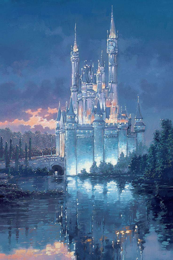 Disney Fine Art Treasures on Canvas