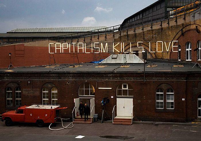 O amor no capitalismo e o capitalismo do amor | Os Entendidos