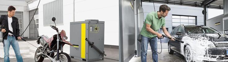 Tudta? A Kärcher járműtisztító rendszerei gazdaságosan takarítják a személy-és tehergépjárműveket!   https://www.kaercher.com/hu/professional/jarmutisztito-rendszerek.html