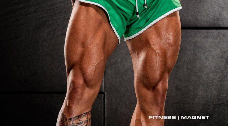 Nachfolgend haben wir fünf verschiedene Workouts für das Training der Beinmuskulatur zusammengestellt, das sowohl die Oberschenkelmuskulatur wie auch den Wadenbereich intensiv trainiert.