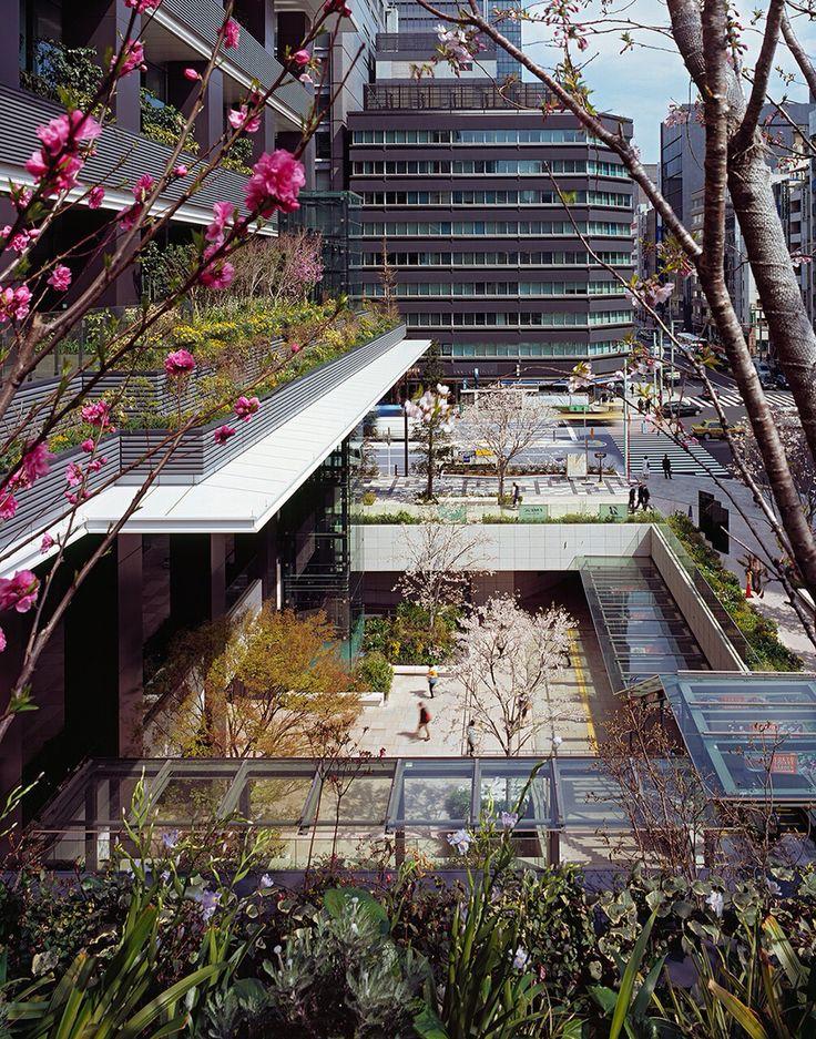 Tokyo Square Garden 3 1 1 Kyobashi Chuo Ku Tokyo 104