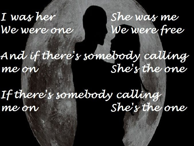 Robbie Williams - She's the one. love this