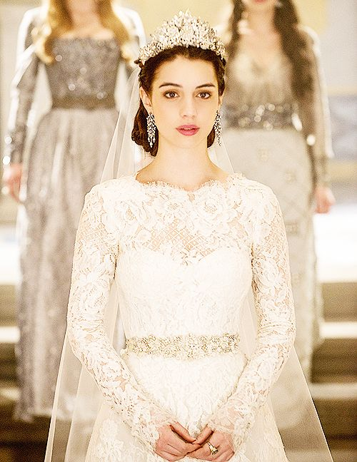Gorgeous Dress Reign Wedding