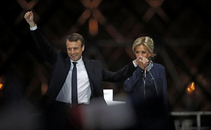 You just lost your country just as we did with Obama! BIG MISTAKE ELECTING THIS FOOL!   Emmanuel Macron was elected French president on Sunday with a business-friendly vision of European integration,defeating Marine Le Pen, a far-right nationalist who threatenedto take France out of the European Union.