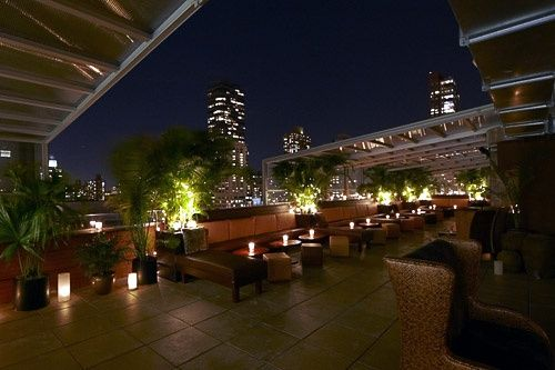 Empire Hotel Rooftop Bar & Lounge - New York City's Best Year-Round Rooftop Bars & Terraces Slideshow at Frommer's