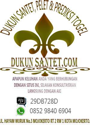 DUKUN SANTET, DUKUN PELET & TOGEL