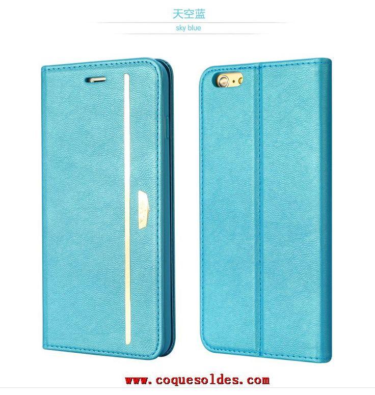 Or iPhone 6 Plus portable étui en cuir de téléphone de nouveau étui de protection d'Apple